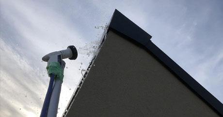 雨漏り・散水検査